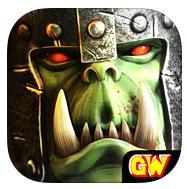 Warhammer Quest sur iOS
