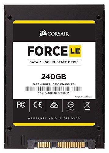 "SSD interne 2.5"" Corsair Force LE Series (TLC) - 240 Go"