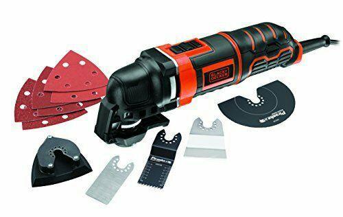 Outil oscillatoire Black & Decker MT300KA - 300 W