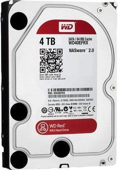 Sélection de disques durs Western Digital en promotion - Ex : Red SATA III - 4 To