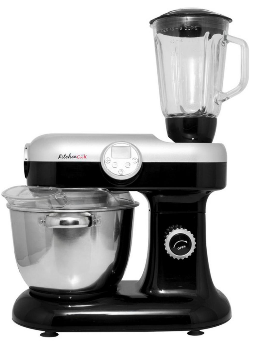Robot Cuiseur Kitchen Cook revolution V3 Noir