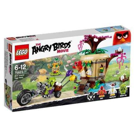 Lego Angry Birds 75823 (via 9.98€ sur la carte)