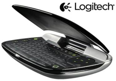 Clavier sans fil Bluetooth Logitech diNovo Mini - Touches rétroéclairées