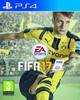 FIFA 17 sur PS4 ou Xbox One