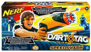 Pistolet Automatique Hasbro Nerf Dart Tag - Speedswarm