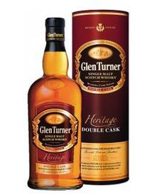 Sélection de bouteilles de Whisky en promotion - Ex : Bouteille de Whisky Glen Turner Heritage - 70cl (Via BDR)