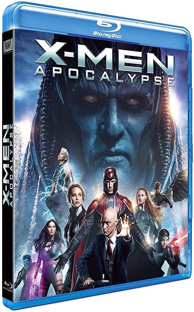Blu-ray X-Men: Apocalypse (+ version numérique)
