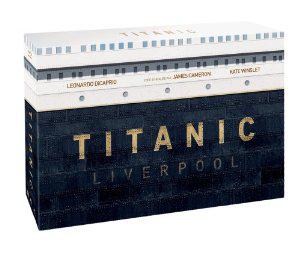 Coffret collector Titanic en bluray - Version française
