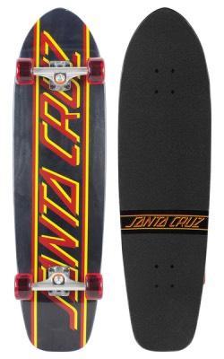 Longboard Santa Cruz classic Jammer