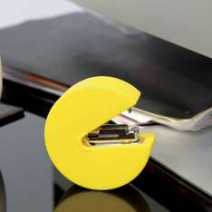 agrafeuse officielle Pac-Man