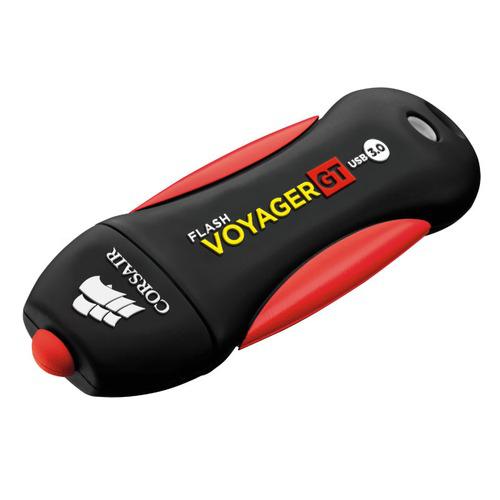 Clé USB 3.0 Corsair Flash Voyager GT, 128 Go - Reconditionnée