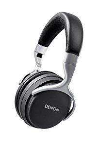 Casque Hi-Fi Sans-fil Denon HiFi AH-GC20 Noir - Bluetooth