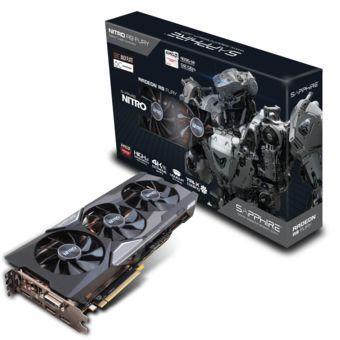 Carte graphique AMD Sapphire Radeon R9 Fury Nitro Tri-X OC+ - 4 Go HBM