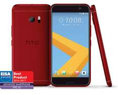 "Smartphone 5.2"" HTC 10 - Rouge"
