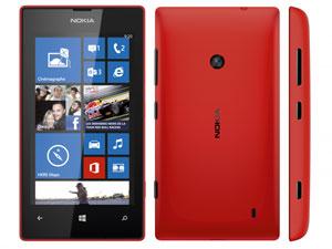 Smartphone Nokia Lumia 520 (Plusieurs coloris)