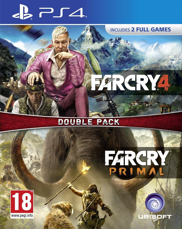 Far Cry 4 + Far Cry Primal sur PS4 et Xbox One