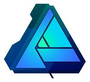 Logiciel Affinity Designer sur Mac OS X + Kit UI
