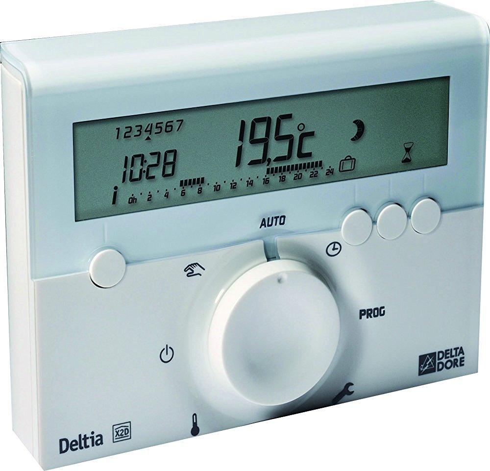 Thermostat programmable Delta Dore DEL6050416