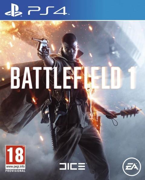 Sélection de jeux vidéo en promotion - Ex : Battlefield 1 sur PS4 / Xbox One