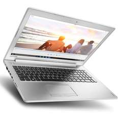 "PC Portable 15.6"" Lenovo Ideapad 510-15ISK - Full HD, i5-6200U 2.3 GHz, HDD 1 To + SSD 128 Go"