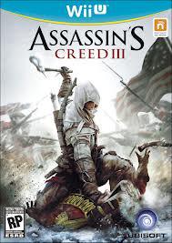 Assassin's Creed III sur Wii U + Chevalière