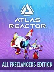 [VIP] Atlas Reactor - All Freelancers Edition sur PC (Dématérialisé)