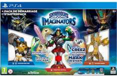 Pack de démarrage Skylanders Imaginators sur PS4 / Xbox One / Wii U