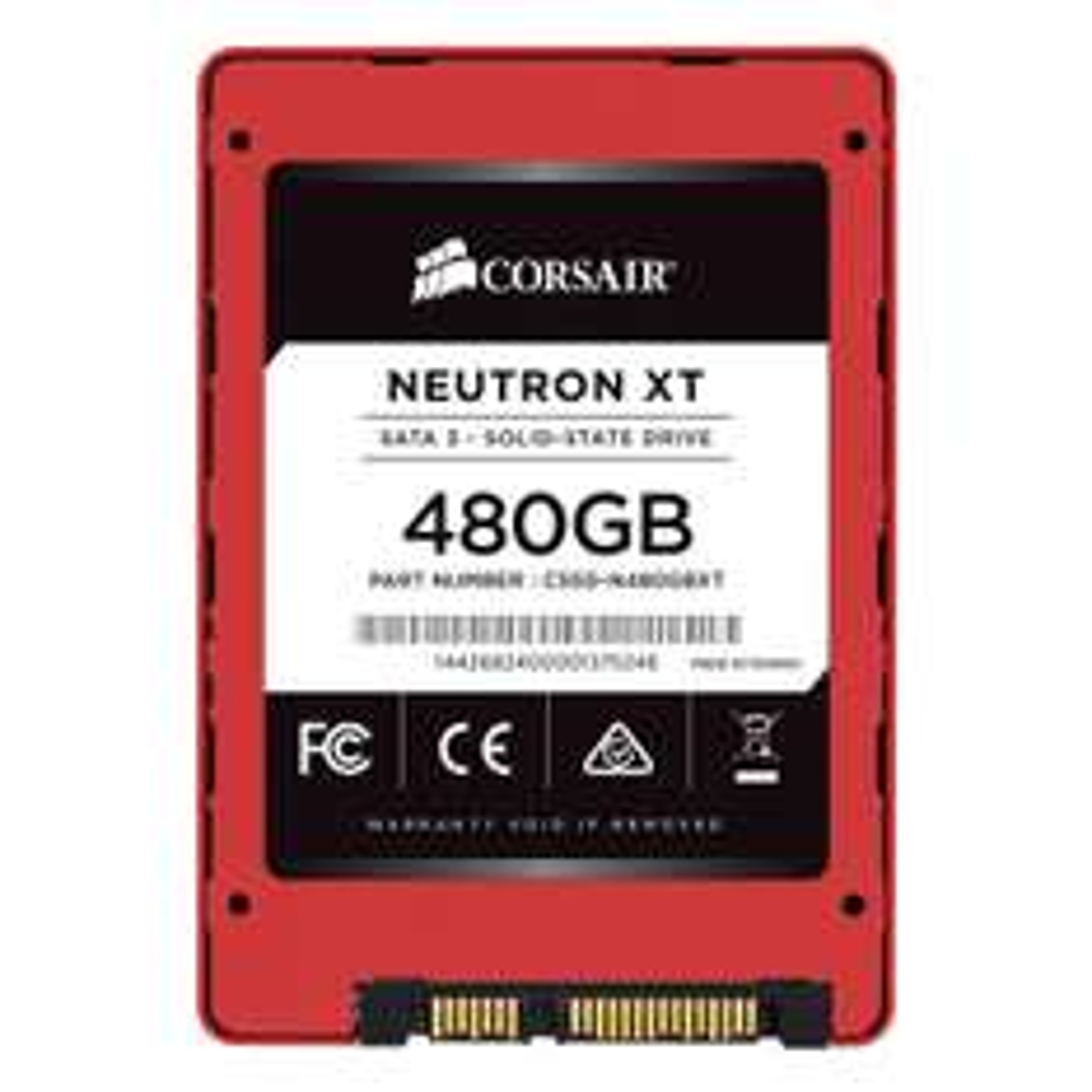 "SSD interne 2.5"" Corsair Neutron XT (MLC) - 480 Go"