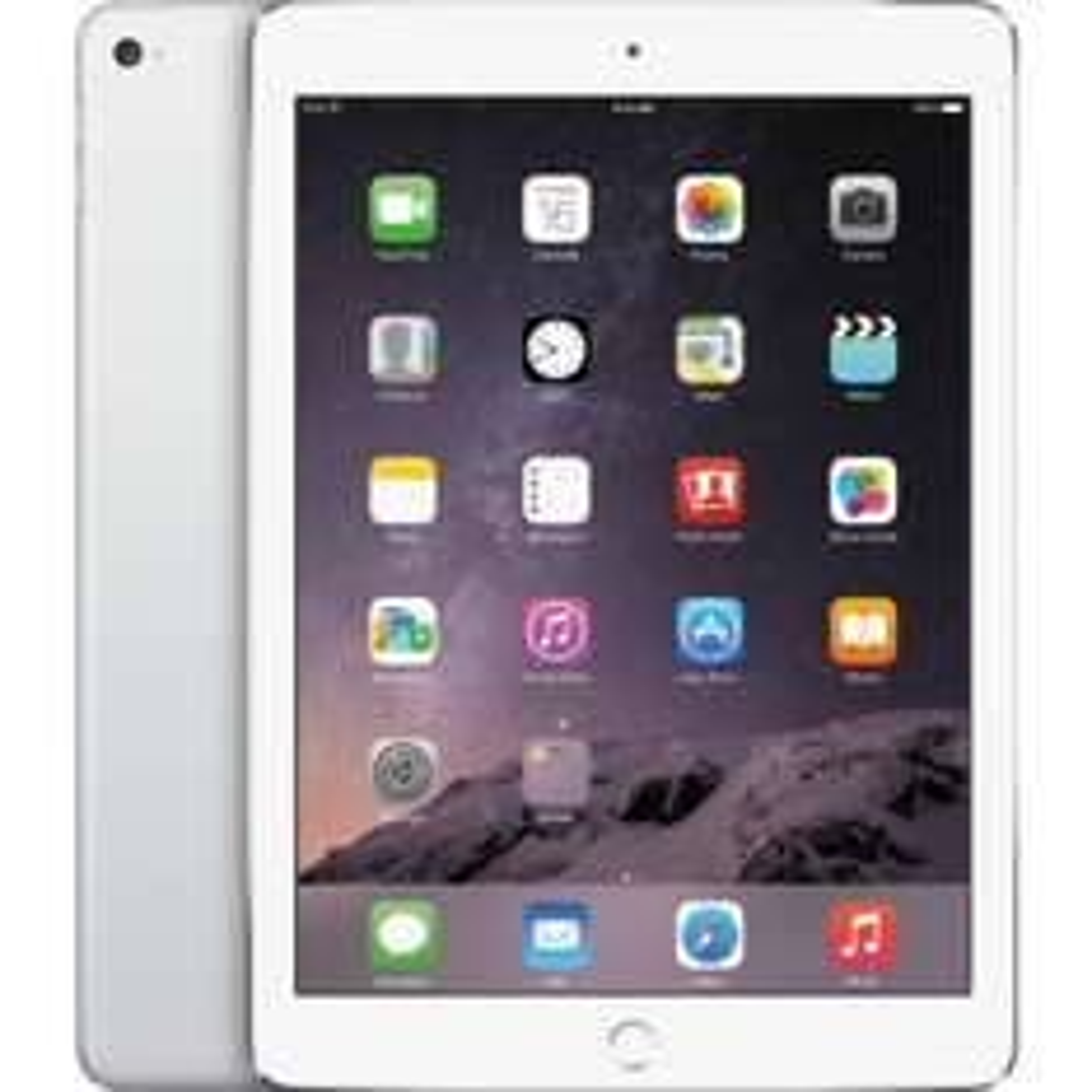 "Tablette 9.7"" Apple iPad Air 2 - 128 Go, Wi-Fi, Silver"