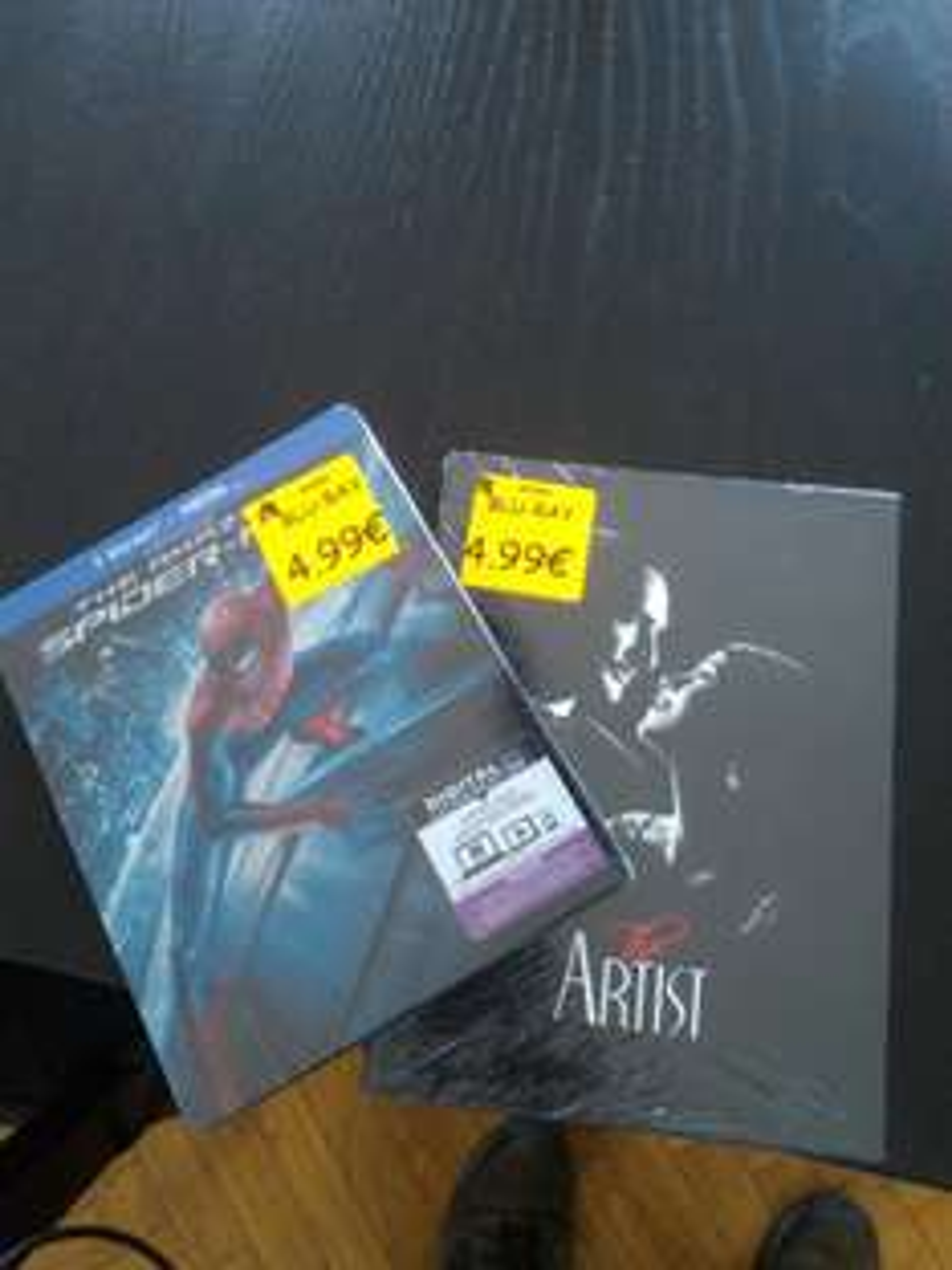 Sélection de Blu-ray en promo - Ex : Steelbook The amazing Spiderman