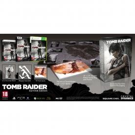 Tomb Raider Survival Edition PS3 PAL