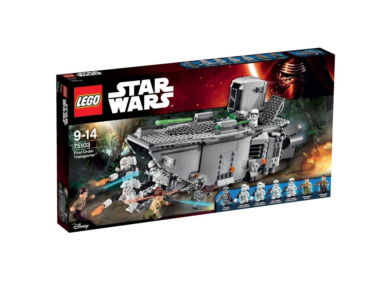 Jouet Lego  Star Wars - First Order Transporter