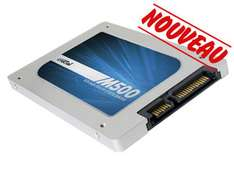 SSD Crucial M500 120 Go (avec Buyster)