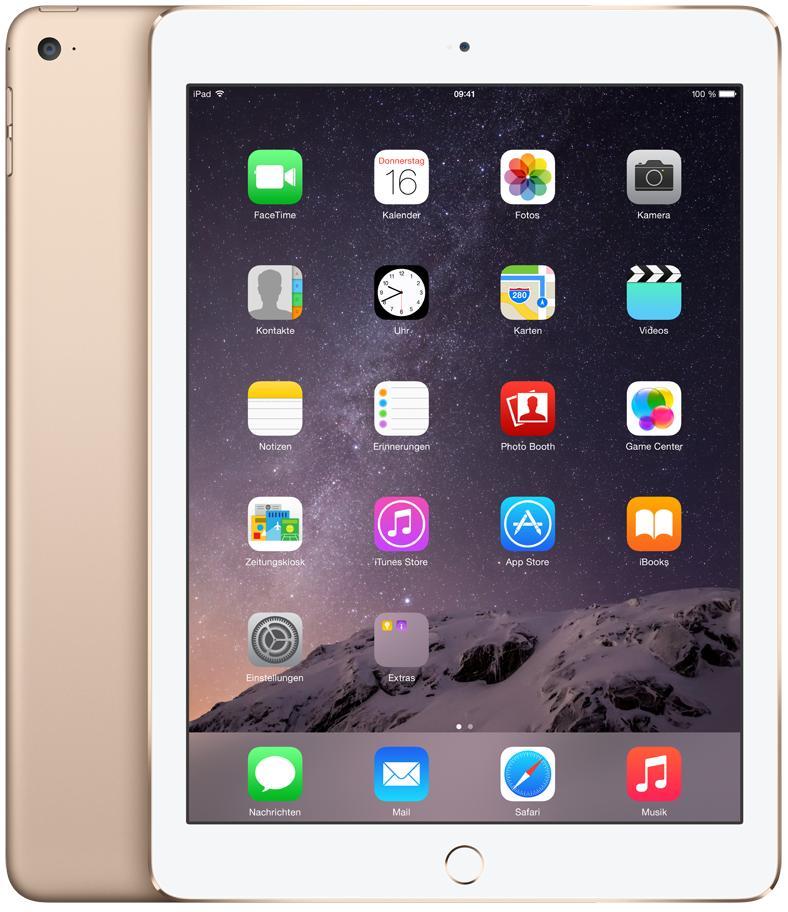 """Tablette 9.7"""" Apple iPad Air 2 - 32 Go, Or"""