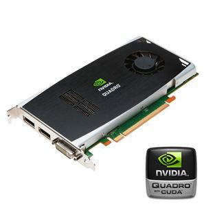 Carte graphique Pro PNY NVIDIA Quadro FX 1800