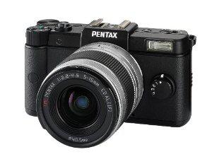 Compact hybride Pentax Q + Zoom 5-15mm