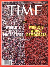 Abonnement 1 an au Time - 53 n° dont 4 numéros doubles (Edition Européenne)