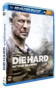 Die Hard 4 Retour en enfer [Blu-ray]