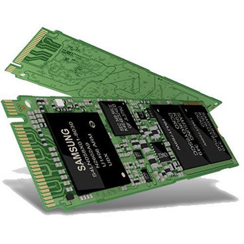 SSD interne M2 2280 NVME Samsung SM961 (V-NAND MLC) - 512 Go,  PCIe 3.0 4x