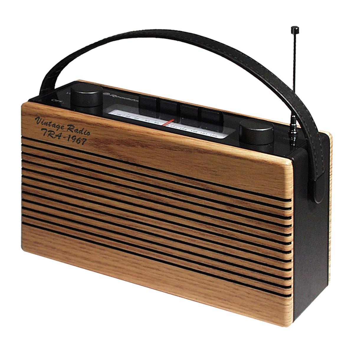 Radio retro Roadstar
