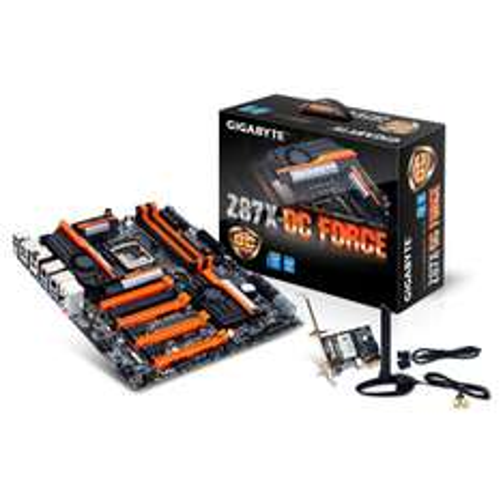 Carte mère Gigabite Z87X-OC Force - Chipset INTEL Z87 - Socket LGA1150