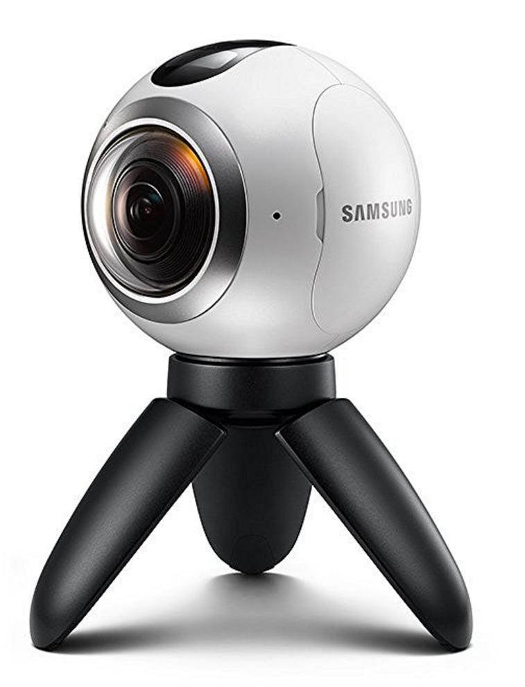 Caméra connectée Samsung Gear 360
