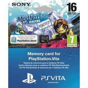 Carte Mémoire 16 Go PS Vita + Modnation (Dématérialisé)