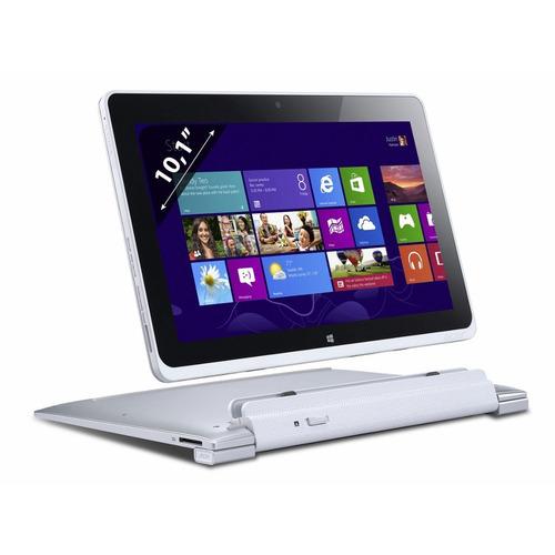 """Tablette 10,1"""" Acer W510 64 Go + Dock Clavier Azerty (Atom Z2760 1.5 Ghz, 2 Go RAM, Windows 8) - Reconditionné"""