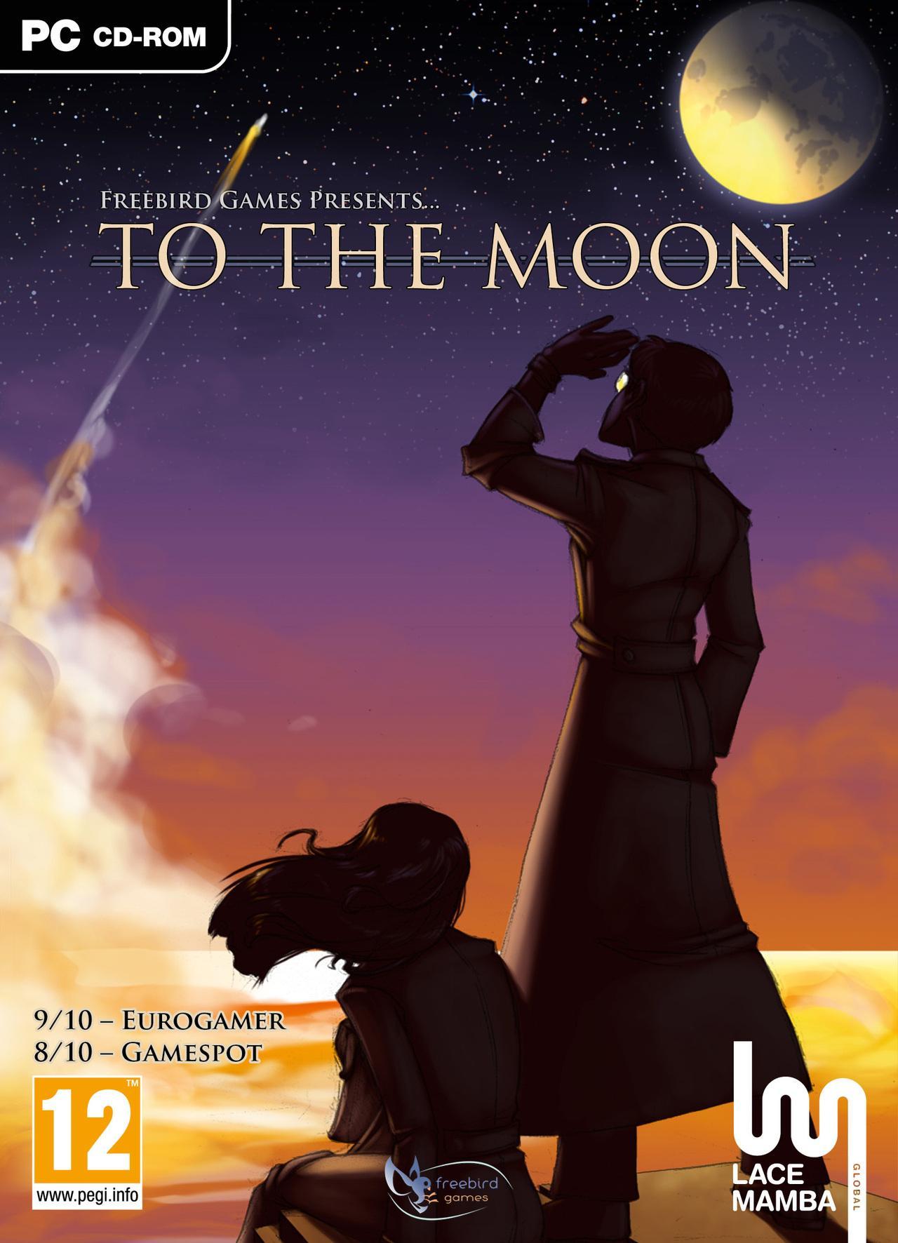 To the Moon sur PC (dématérialisé, Steam)