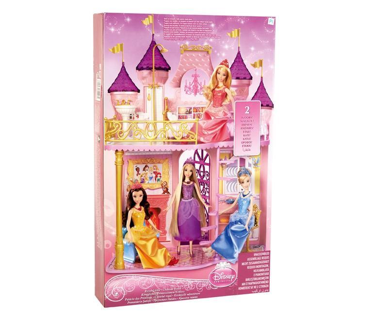 Chateau Royal Barbie Disney