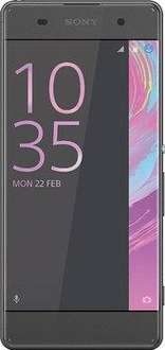 "Smartphone 5"" Sony Xperia XA - noir"