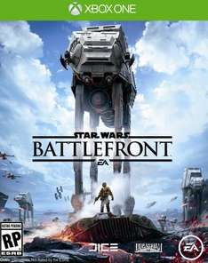 Star Wars: Battlefront sur Xbox One