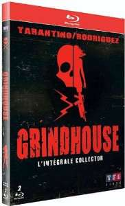 Blu-ray Grindhouse - L'intégrale