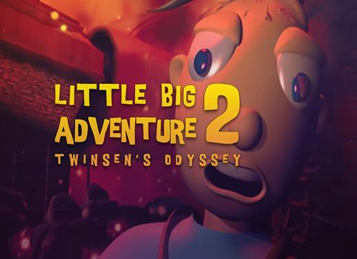 Little Big Adventure 2 gratuit sur PC (dématérialisé)